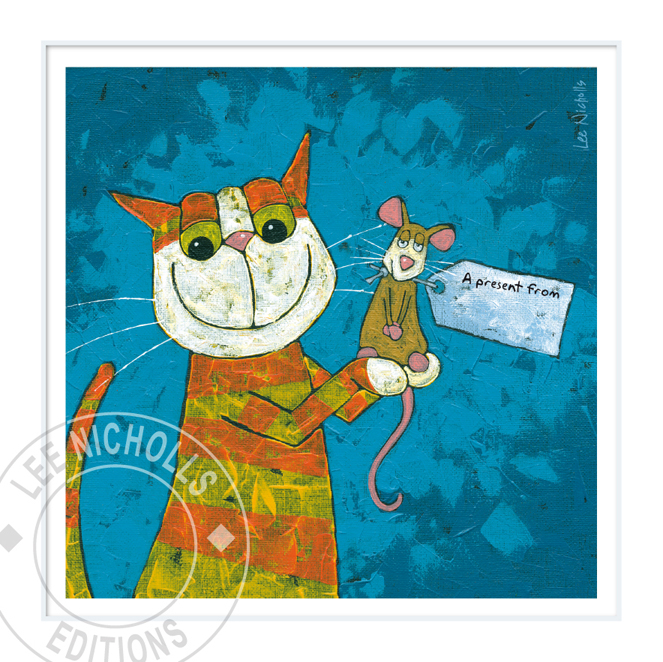 street moggies - a present from